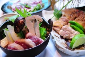 新宿の個室居酒屋旅籠で秋の味覚いかがですか?