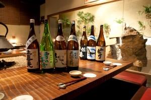 西新宿個室居酒屋旅籠で忘年会、クリスマスの次は新年会!