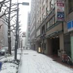 大雪なので西新宿個室居酒屋旅籠で暖まろう!