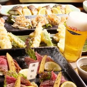 梅雨明けは、西新宿旅籠で、夏宴会を!!