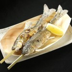 新宿個室居酒屋 旅籠で「鮎の塩焼串」とエクストラコールドいかがですか?