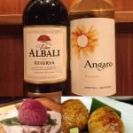 西新宿個室居酒屋旅籠で秋のワイン!