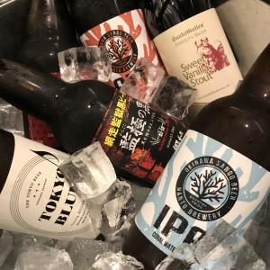 新宿個室居酒屋はたごでクラフトビールのアロマを愉しむ