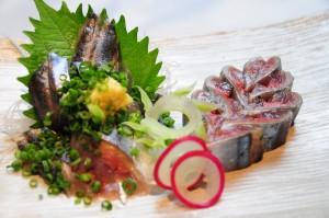 新宿個室酒屋はたごで秋刀魚はいかがでしょうか