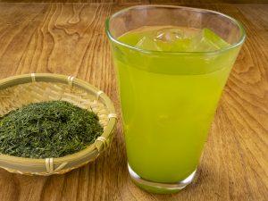新宿はたごで美味しい新茶割りいかがでしょうか