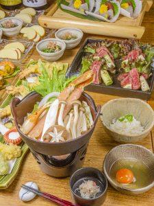 新宿個室居酒屋で個別盛小鍋宴会!