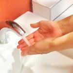 手洗い・消毒の徹底