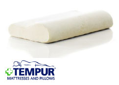 TEMPUR®-Neck pillow upgrade upon requests