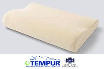 低反発枕追加セットで快適に~テンピュールネックピロー付き快眠プラン