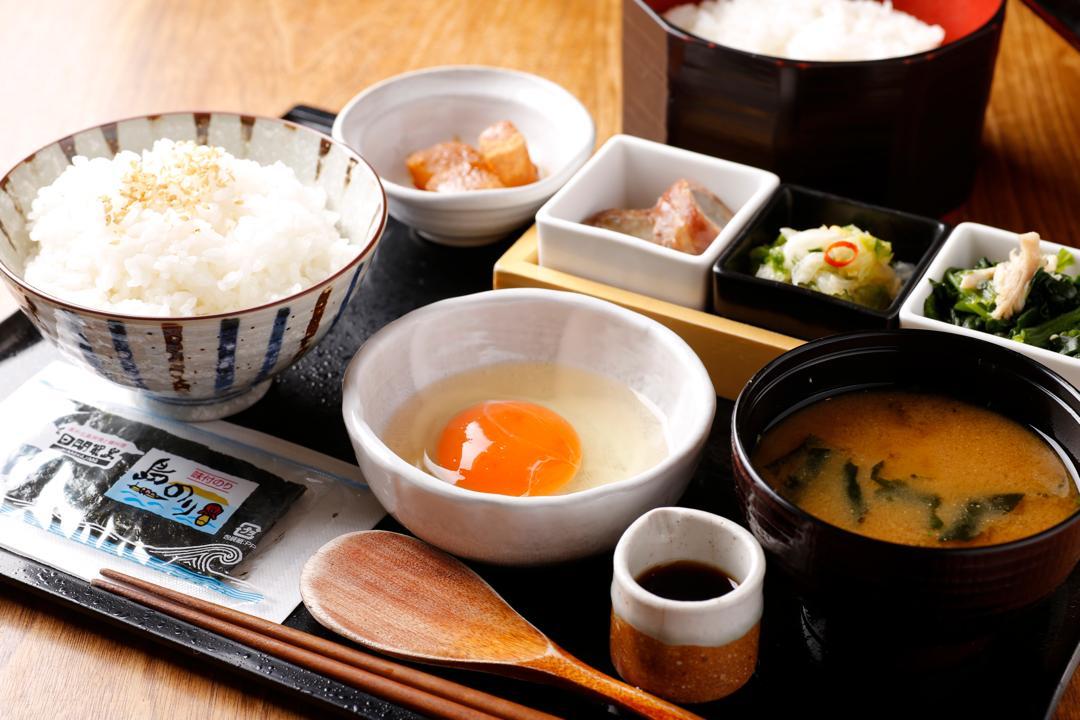 「新宿のホテルで一番美味しい朝食を目指す」栄養満点!丹波産の卵で卵かけご飯朝食プラン【朝食改善プロジェクト】