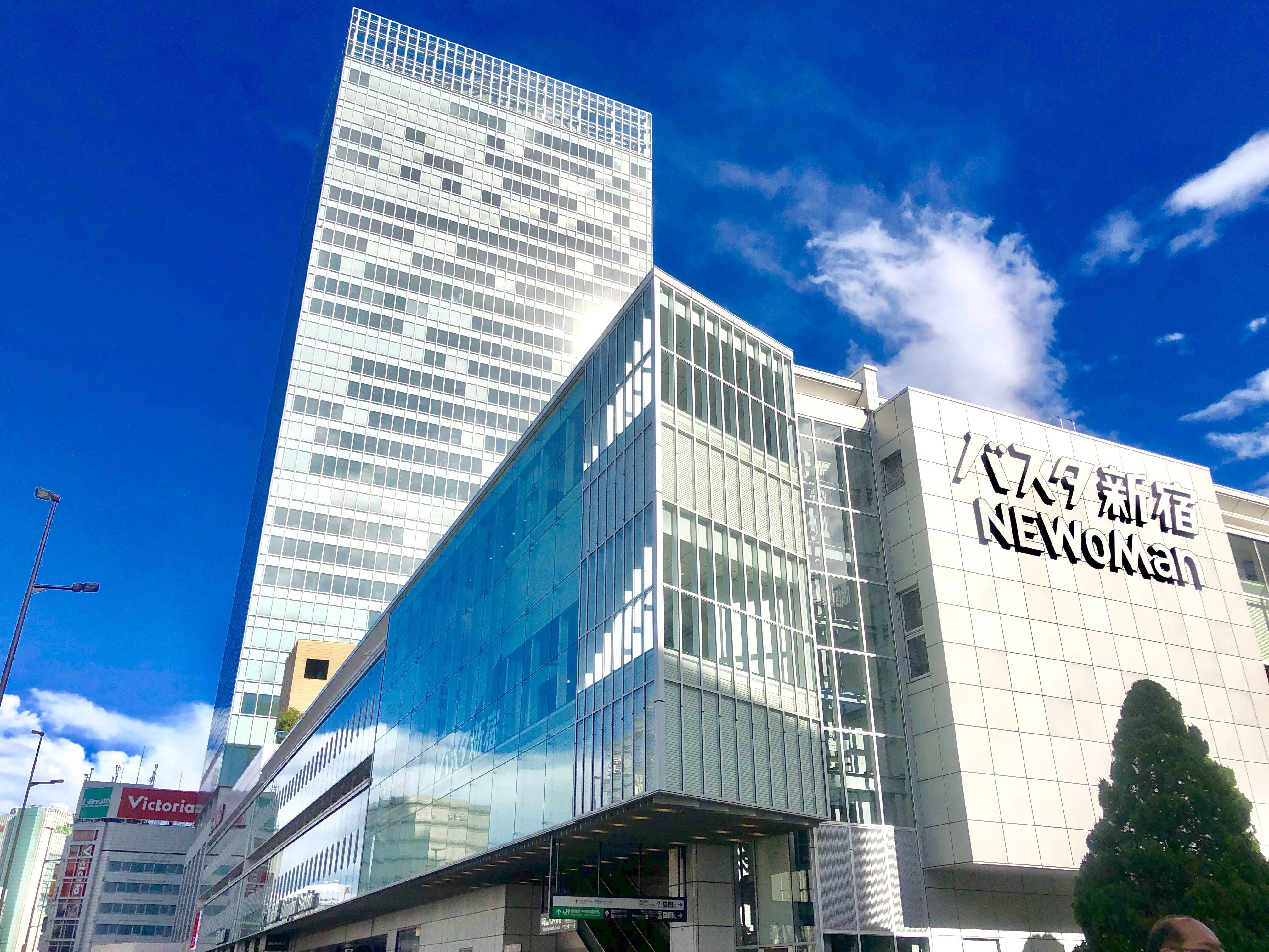 新宿南口に交通ターミナル【バスタ新宿】が4月4日(月)にオープン!!