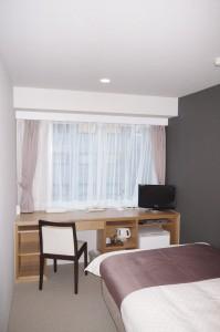 ユニバーサルデザイン シングルルーム6室、全面リニューアル致しました☆