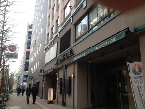 学生旅。東京への卒業旅行に♪ 新宿駅西口から徒歩3分かどやホテル