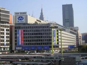 かどやホテルから徒歩3分の京王百貨店新宿で 春のスイーツフェア 開催♪