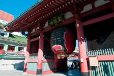 東京観光・家族旅行におすすめ!浅草・雷門までの行き方編。新宿かどやホテル