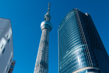東京観光・家族旅行におすすめ!東京スカイツリーまでの行き方編。新宿かどやホテル