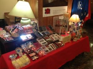 旅の思い出・お土産に。小物・和雑貨コーナー、始めました。新宿かどやホテル