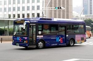 新宿西口 かどやホテル 新宿観光に便利なバス「WEバス」