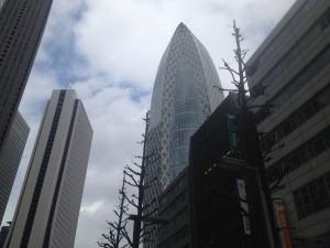 新宿駅西口かどやホテルからすぐの本屋さんBOOKFIRSTまでのご案内。
