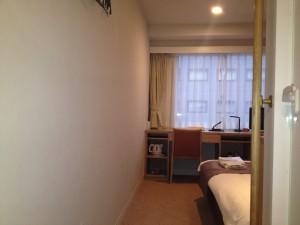 改装部屋のご紹介~断熱セラミックGAINA(ガイナ)~新宿駅西口かどやホテルより。