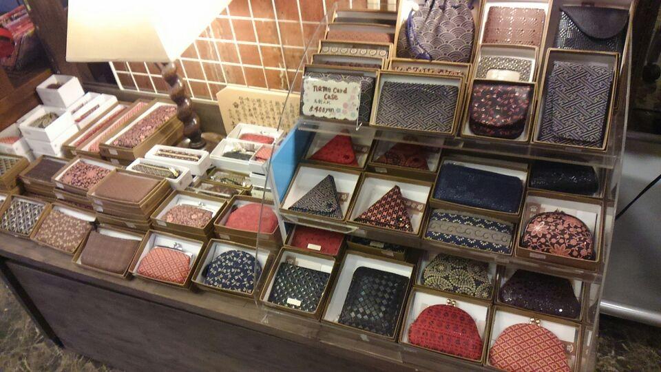 甲州印伝の福財布はいかがですか 新宿西口かどやホテル