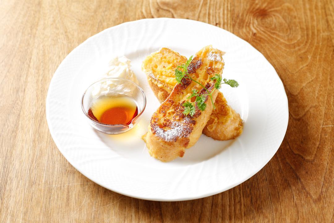 【新宿かどやホテルの朝食改善プロジェクト】トロトロ♪至極のフレンチトースト朝食付プラン