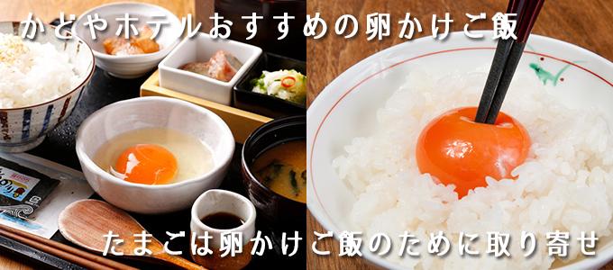 卵かけご飯のためだけに選び抜かれた京都丹波産の卵